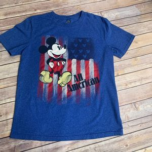 Disney Mickey Mouse all American tee
